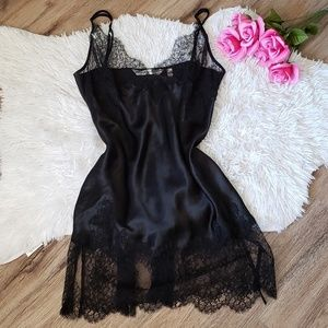 Victoria's Secret Lace Nightgown Slip